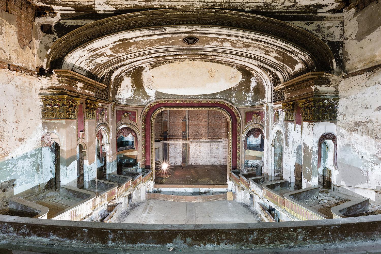 Capitol Theatre New London, CT — Matt Lambros Photography
