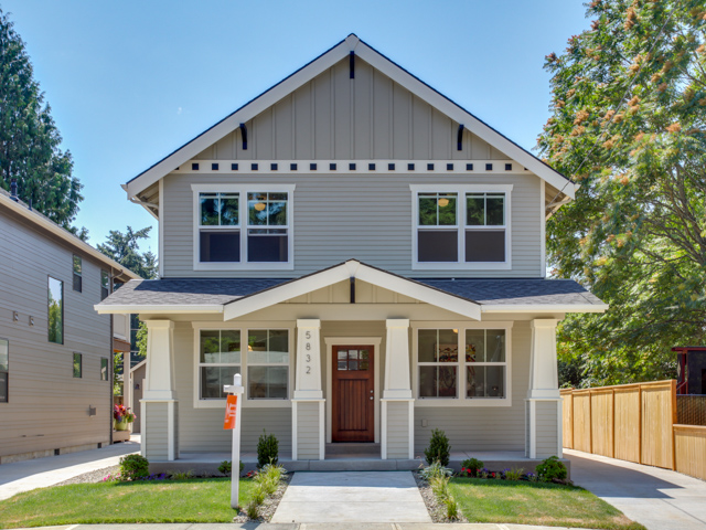 craftsman - An amazing combination of vintage aesthetic and modern amenities.