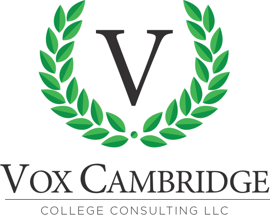 Vox Cambridge College Consulting