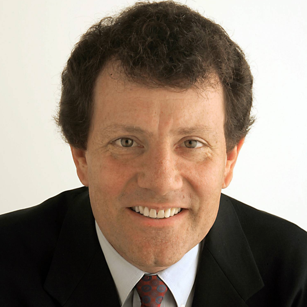 NICHOLAS KRISTOF IS AN OP-ED COLUMNIST FOR THE NEW YORK TIMES COVERING HUMAN RIGHTS, WOMEN'S RIGHTS, HEALTH,  AND GLOBAL AFFAIRS.  HE HAS WON TWO PULITZER PRIZES FOR HIS COVERAGE OF TIANANMEN SQUARE AND THE GENOCIDE IN DARFUR, IN ADDITION TO MANY HUMANITARIAN AWARDS. HE IS THE AUTHOR OF SEVERAL BOOKS INCLUDING A PATH APPEARS AND HALF THE SKY, A NO. 1 BEST SELLER. VIEW HIS WORK HERE.