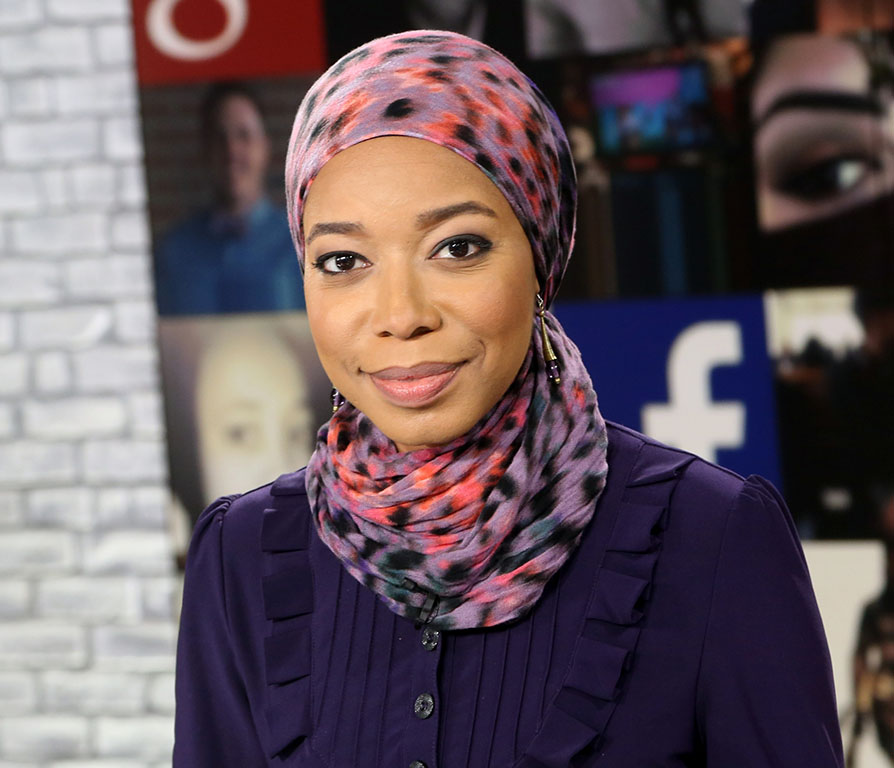 Malika Bilal  is an international news journalist, TV host, and moderator based in Washington, DC. She is currently co-host of The Stream, an Emmy-nominated news talk show centered on online community participation, where she facilitates live on-air panel discussions while simultaneously bringing in viewer questions, comments and feedback.