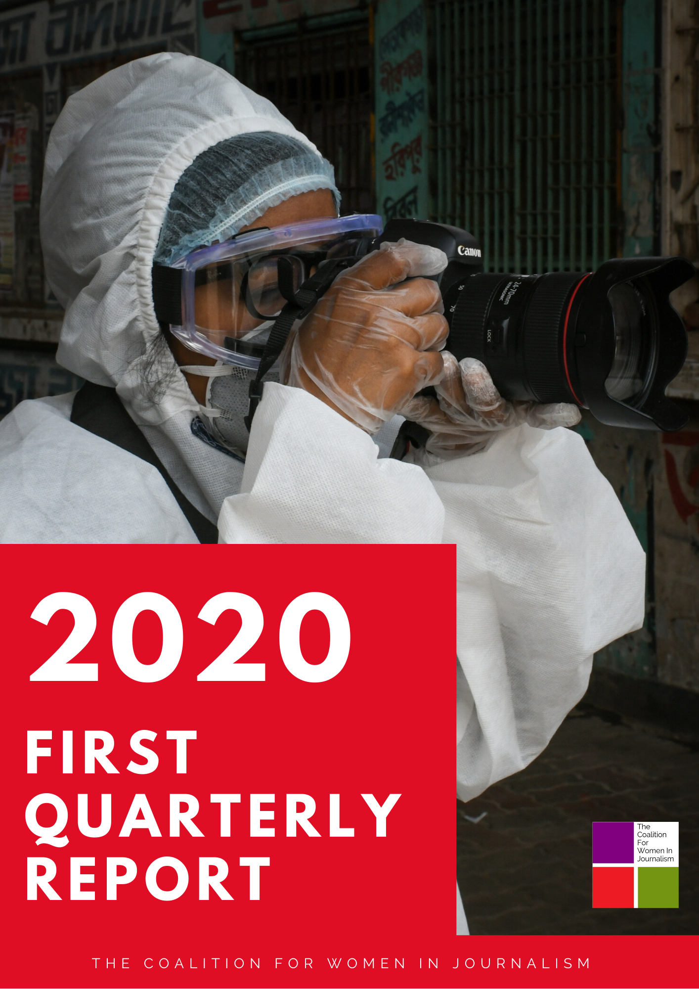2020 first quarterly report the coalition for women in journalism