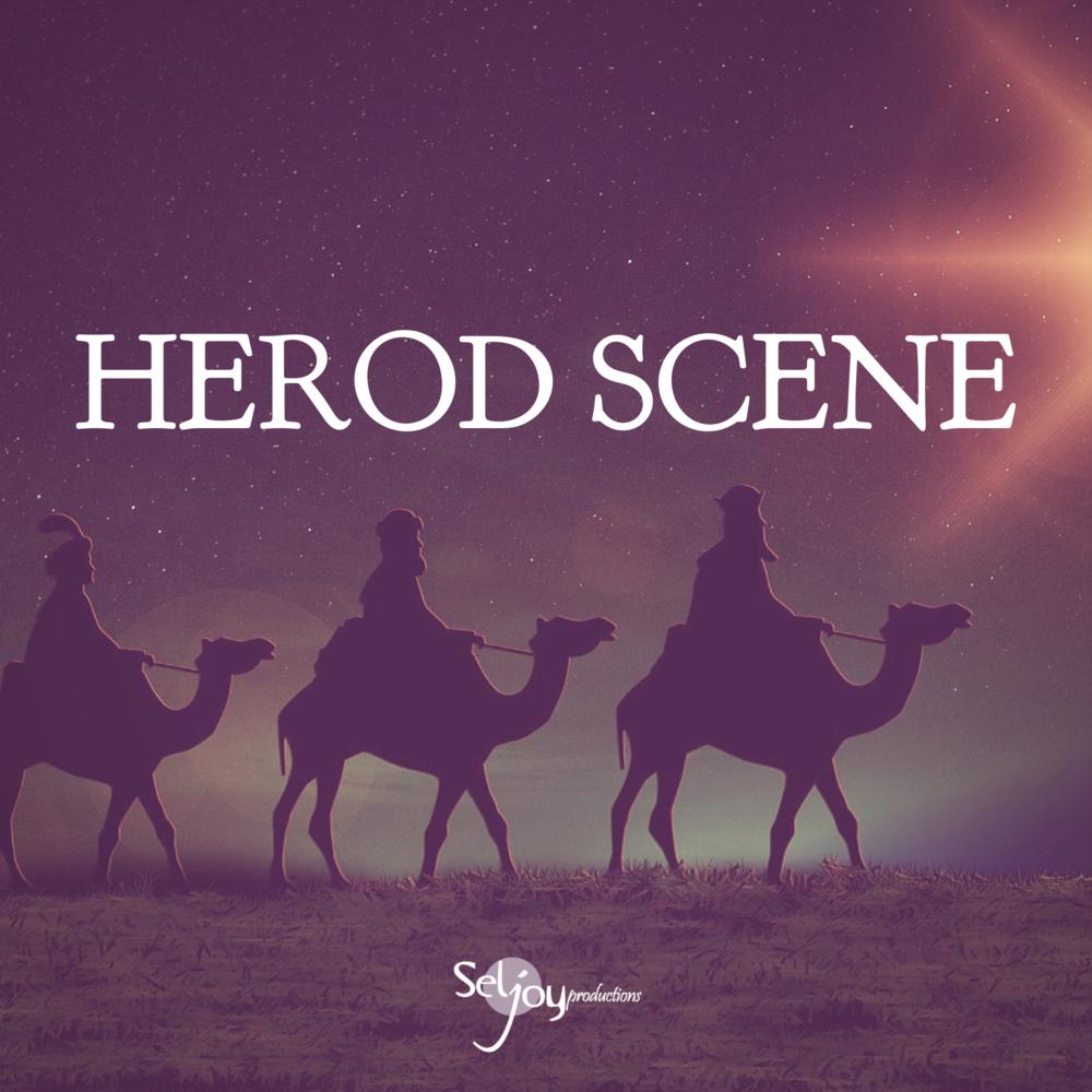 Herod Scene