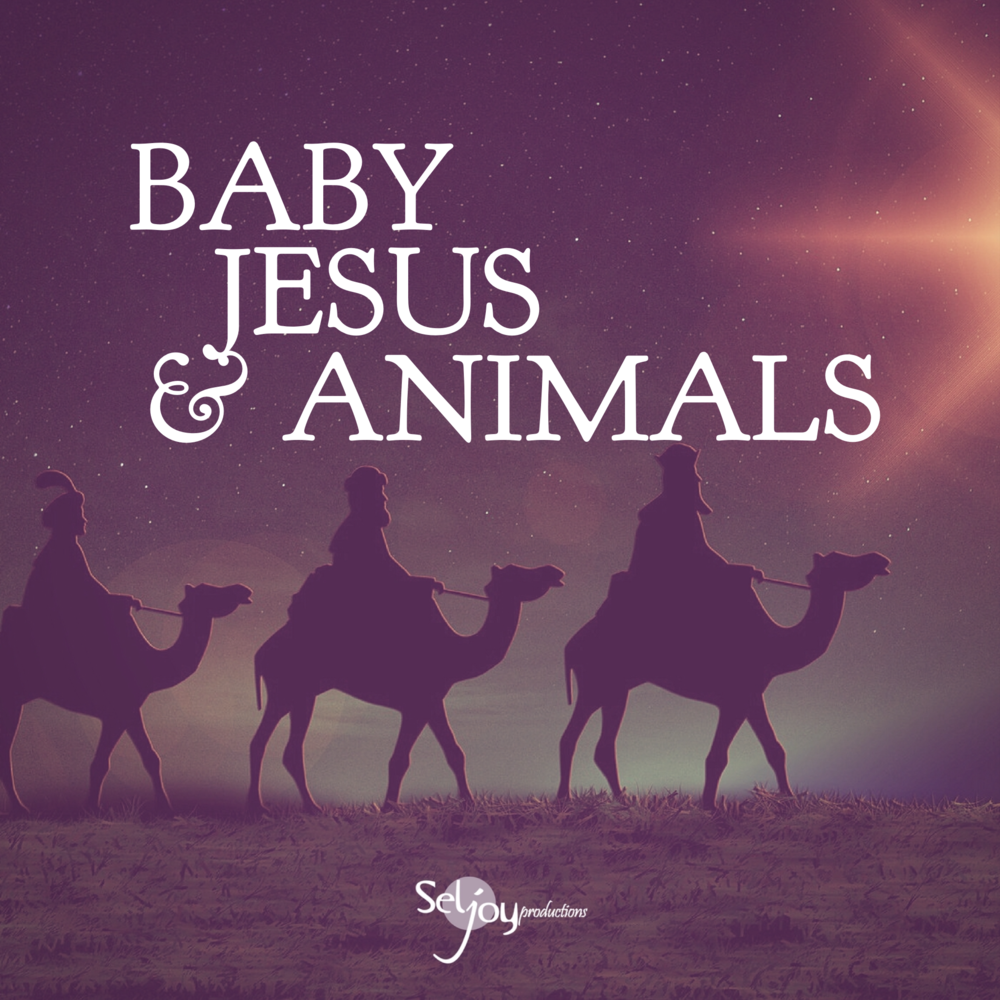 Baby Jesus & Animals