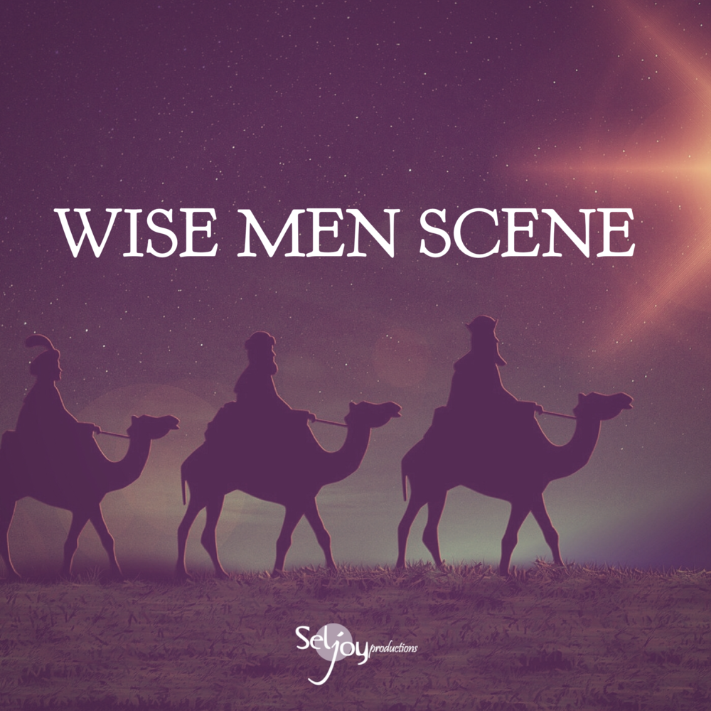 Wise Men Scene