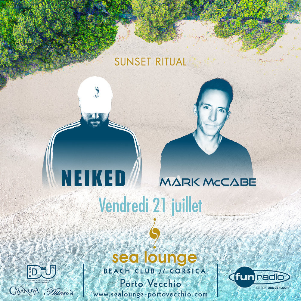 Neiked Mark Mc Cabe Sea Lounge Porto Vecchio