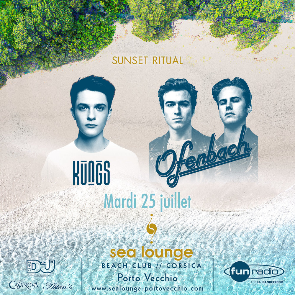 Kungs et Ofenbach