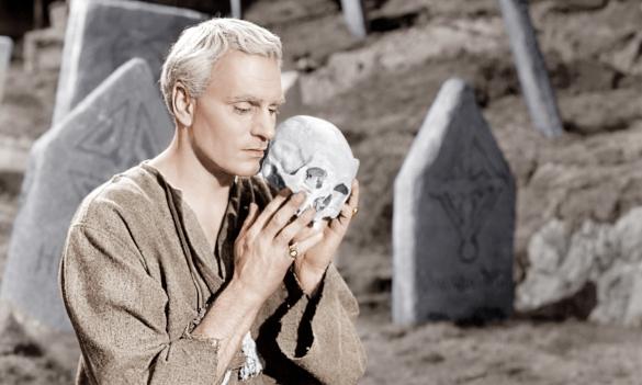 Laurence Olivier's seminal Hamlet