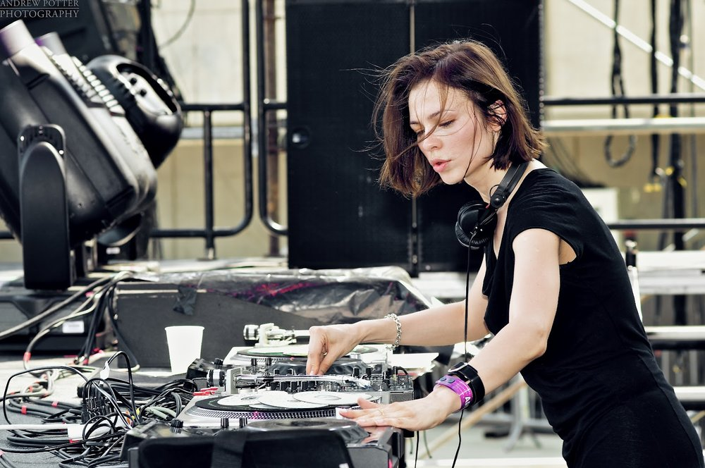 World famous Nina Kraviz  Source: Tribal Mixes