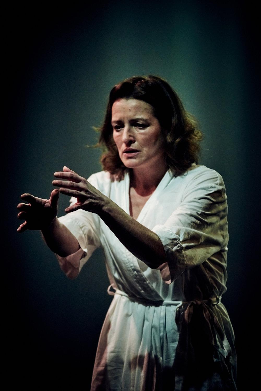 Katy Stephens ' scene-stealing performance of Lady Macbeth