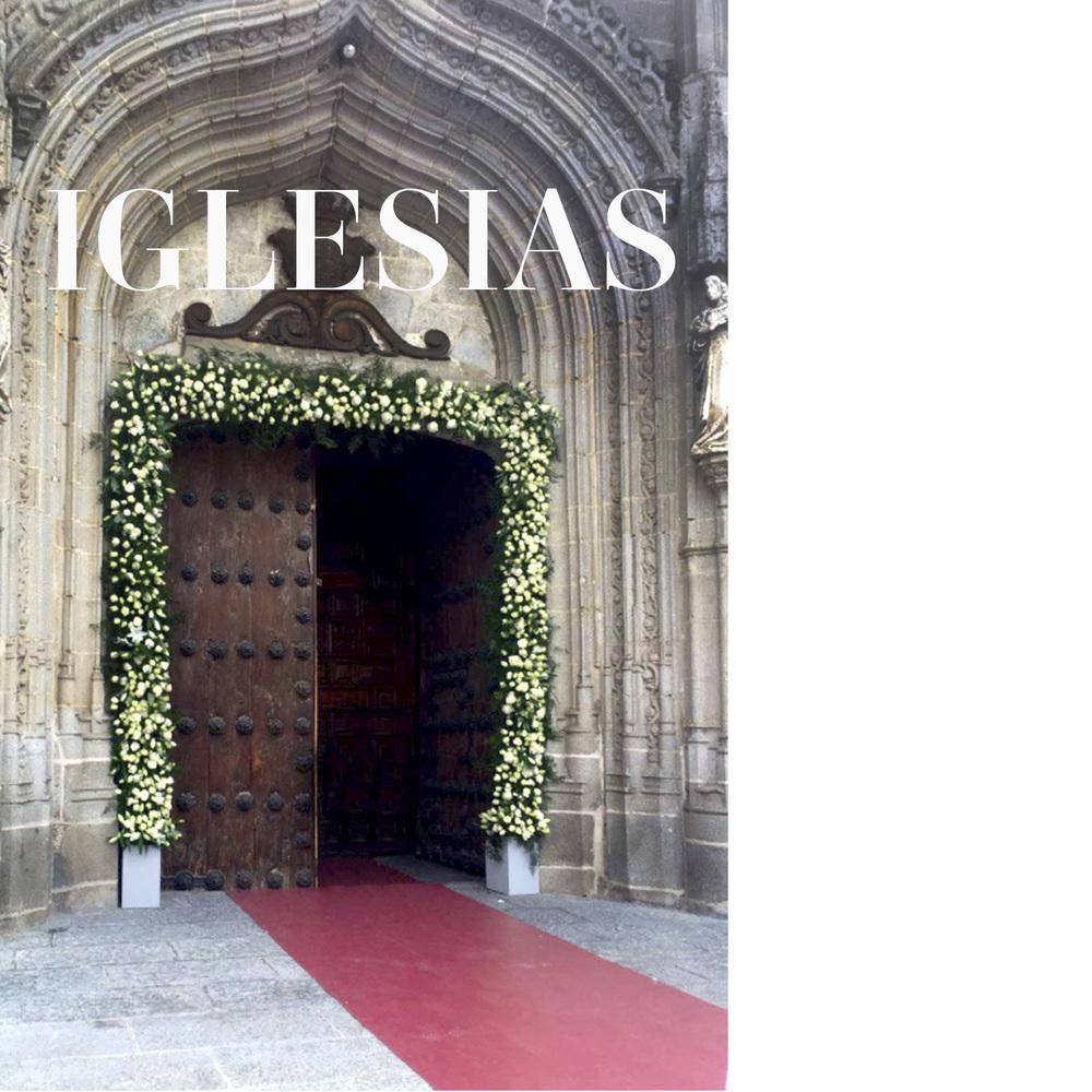 Decoraciones de iglesias de Búcaro Madrid