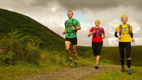 Running tour - Pentland Playtime