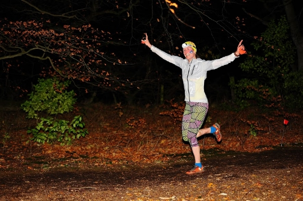 Me during the night time 10k - image by Bob Marshall