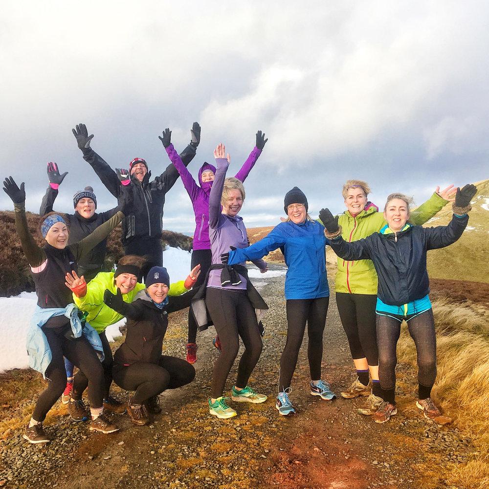 The Pentland Taster Running Tour