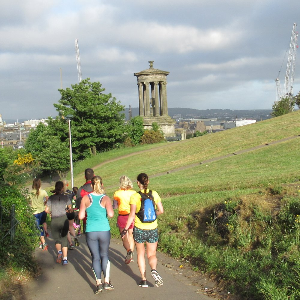 Start the day the right way with your conference delegates - a running tour ticks all the boxes