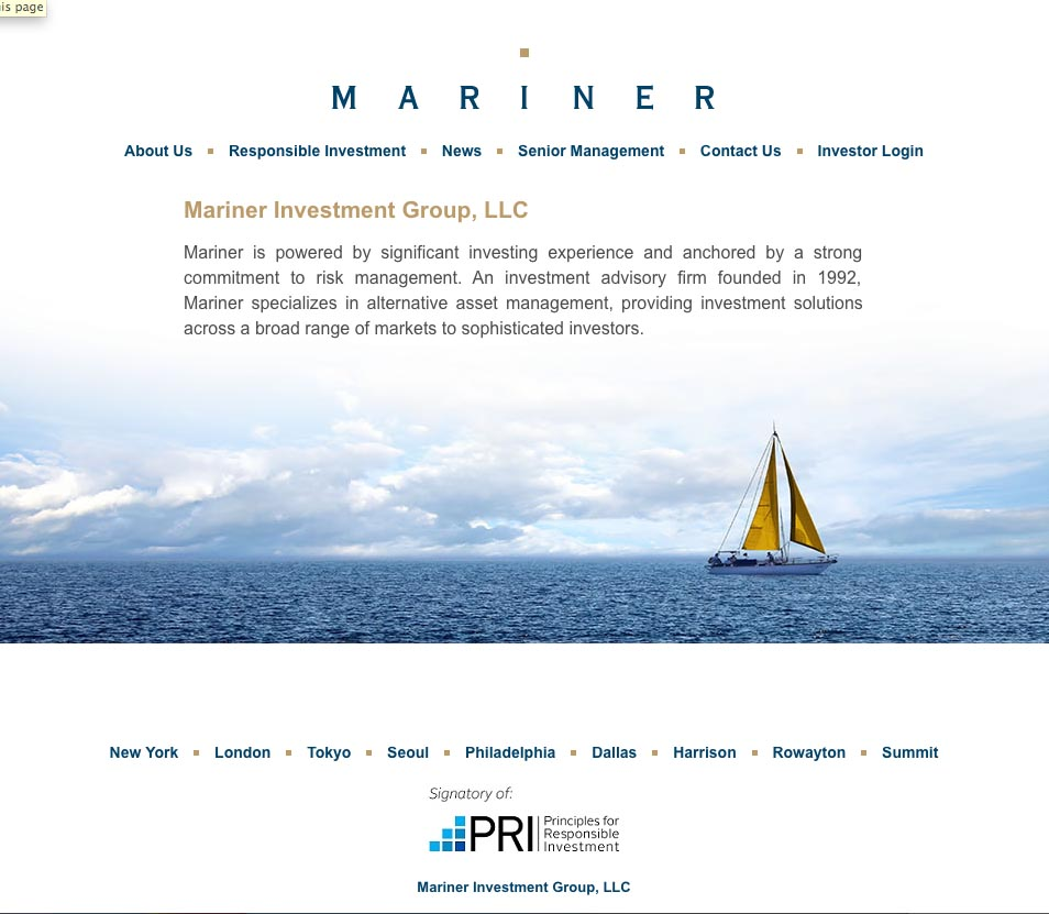 Mariner Investment Group