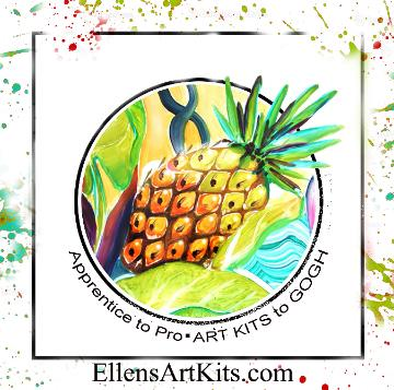 Ellen's Art/ EllensArtKits.com/ Paint Parties and Classes