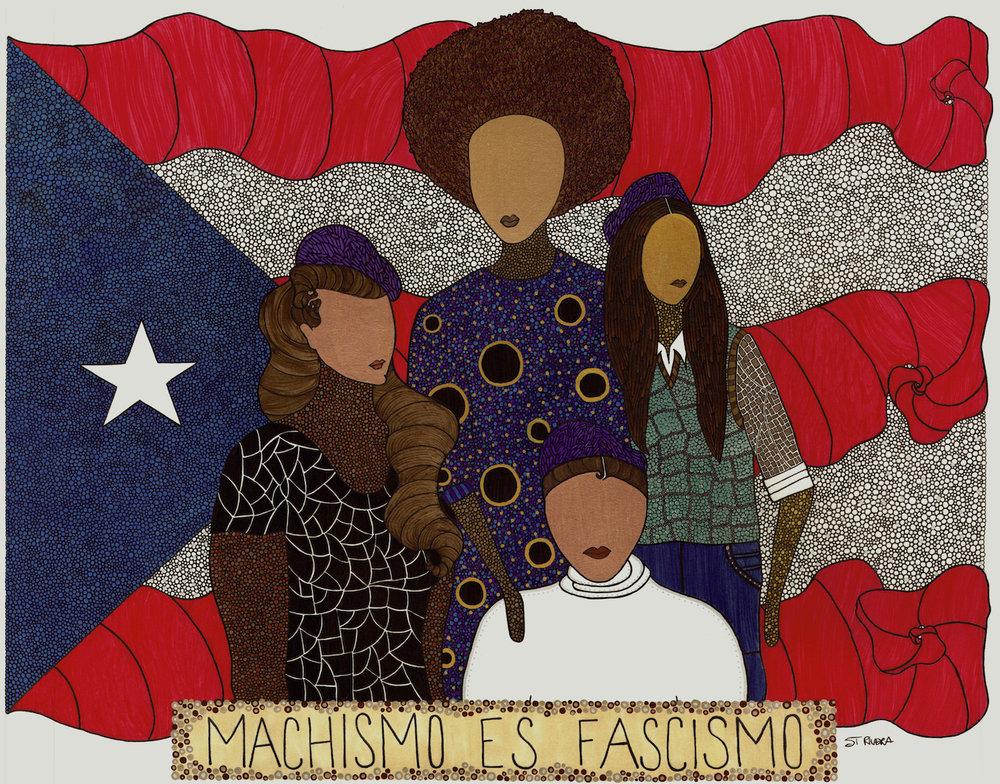 Machismo Es Fascismo