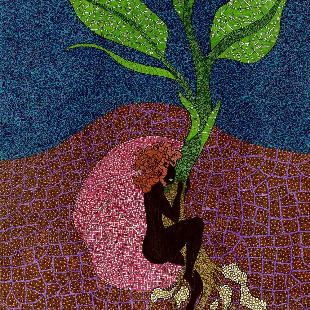 The Seedling Nymoh