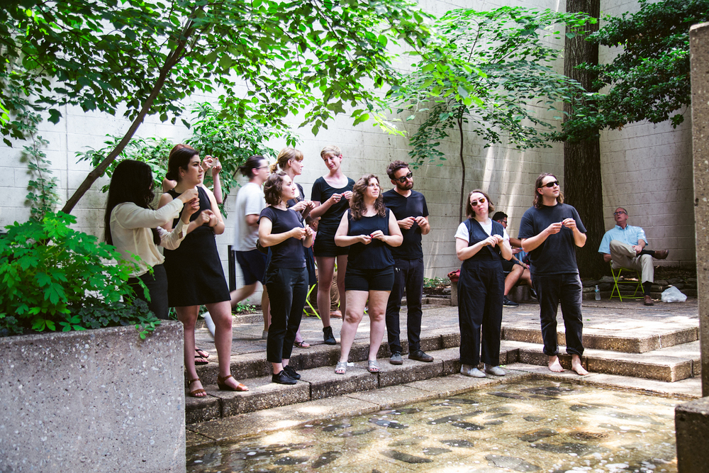 "Maddie Hewitt, ""The Philadelphia Avian Choir"""