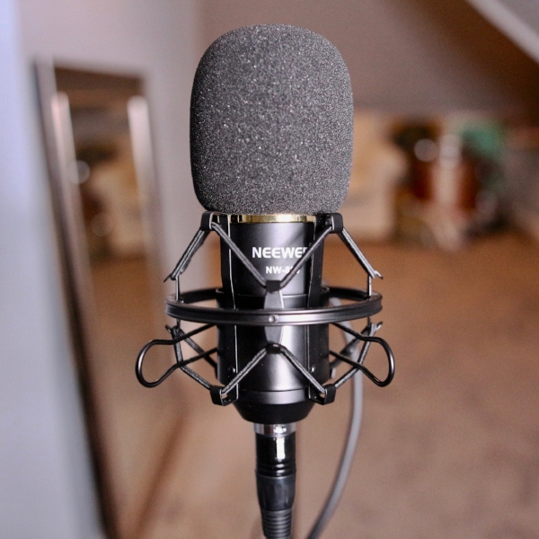 Neewer NW-800 condenser mic