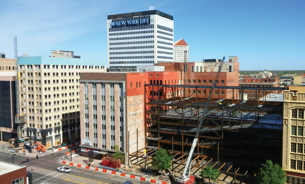 Photography provided by Wichita Downtown Developement Corporation