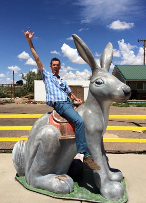 Route 66-SE-riding giant rabbit_adj01-sm.jpg