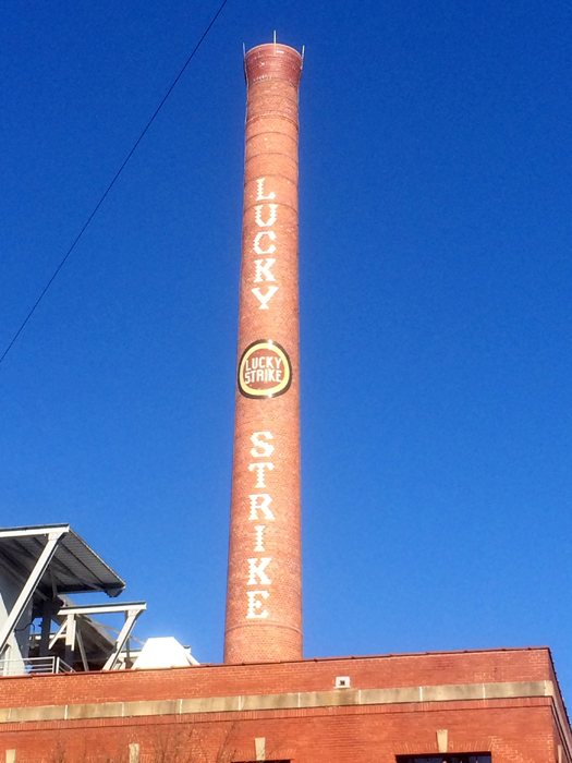 Durham, North Carolina-Lucky Strike chimney_adj01-sm.jpg