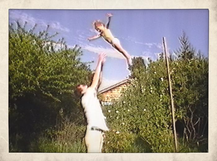 isabelle flying, 1999