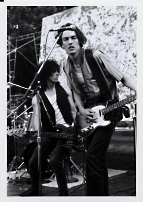true west, u.c. davis, 1986