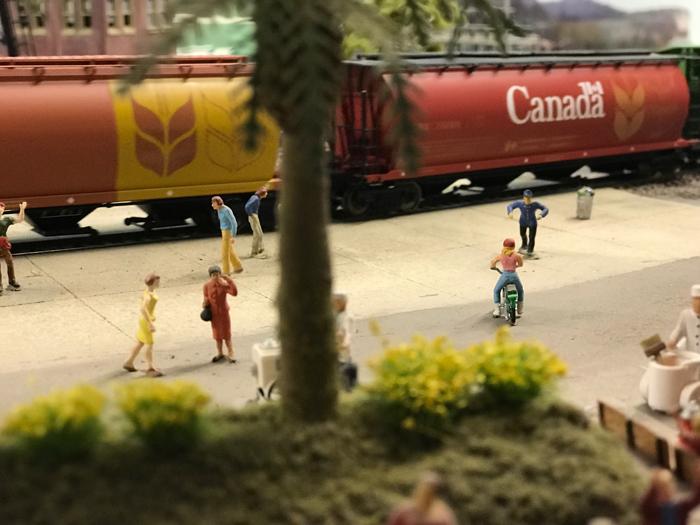 model railroad museum.crockett, ca.