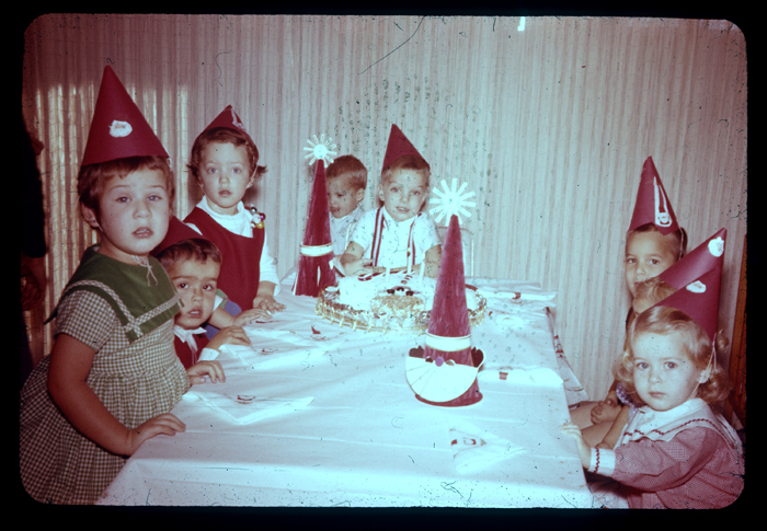Mike Birthday-cake & hats-1964_adj01-sm.jpg