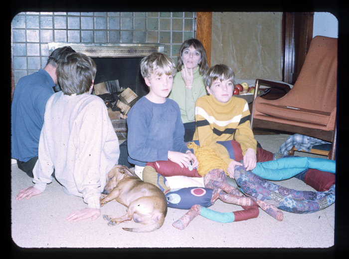 visiting relatives in nanaimo, 1968