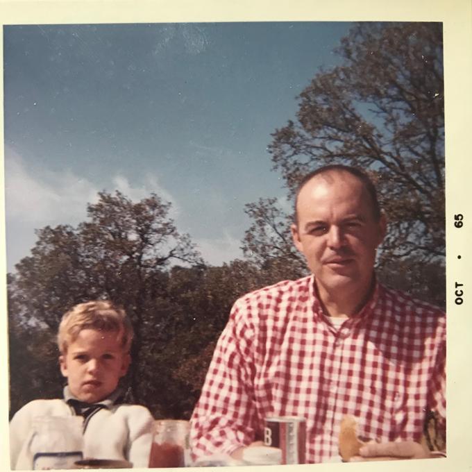 Me, Dad, picnic table_adj01-sm.jpg