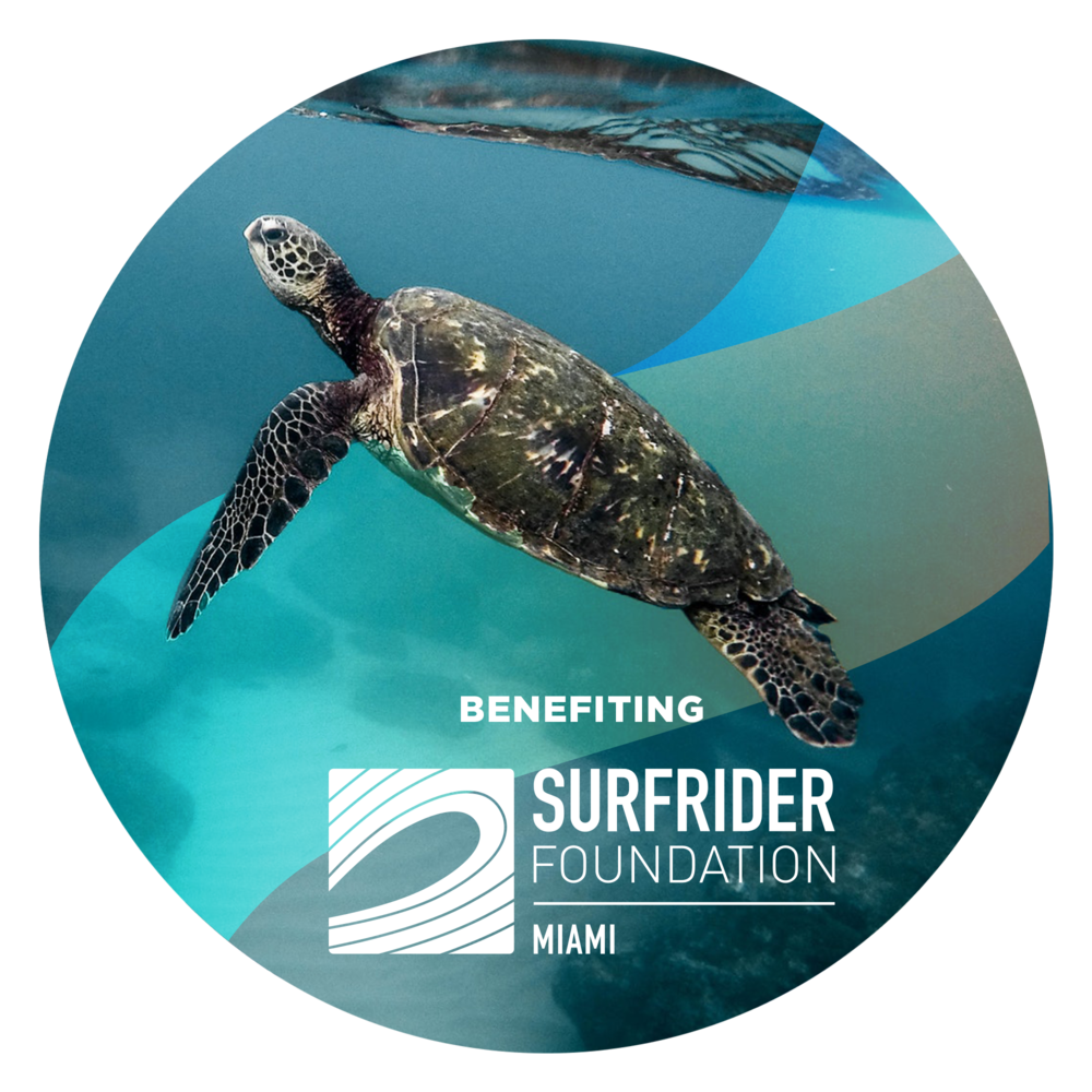 The Surfrider Foundation is dedicated to the protection and enjoyment of the world's ocean. The Miami chapter is focused on local issues like beach access, water quality, coastal preservation, to stop offshore drilling, and plastic pollution. miami.surfrider.org -