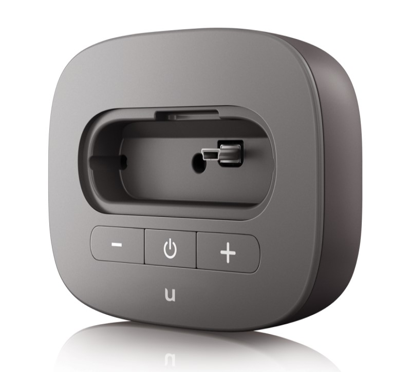 uTV:  Wirelessly connect your hearing aids to your television in stereo sound