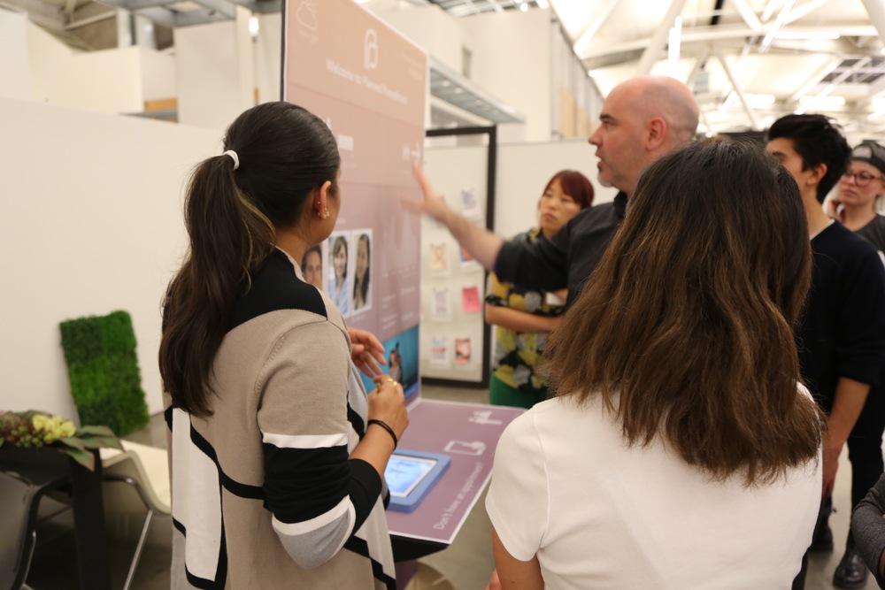 Planned Parenthood Service Design   Skills: Service design, UI, Immersive research, Prototyping (Foamcore & Invision)