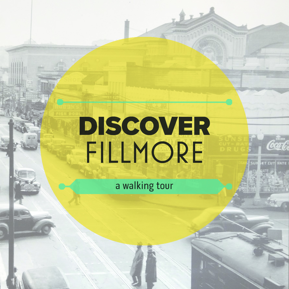 Discover Fillmore (a social project to improve resilience in the Western Addition Neighborhood of San Francisco)     Skills: User Research, Social Entrepreneurship, UI/UX, Visual Design, Community engagements