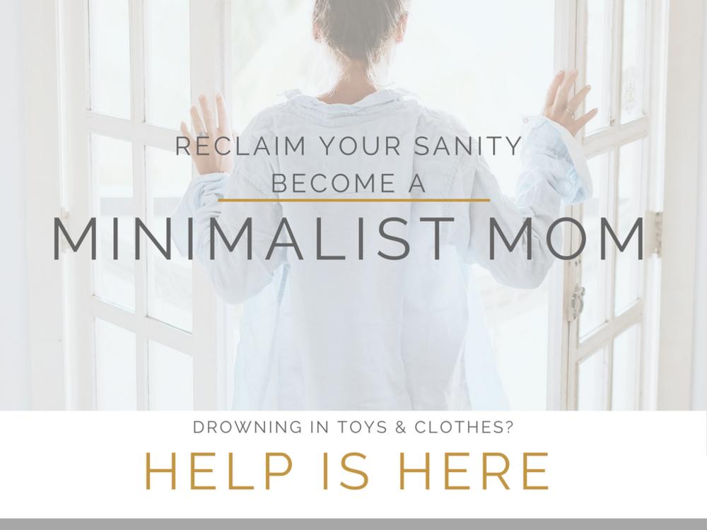 Minimalist Moms