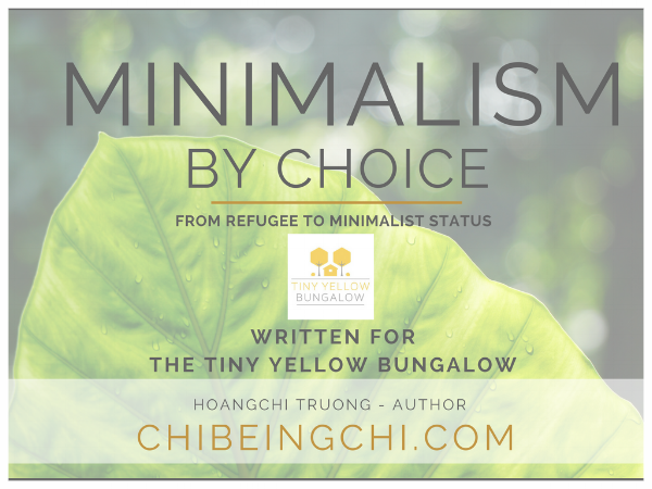 Guest Post on Minimalism