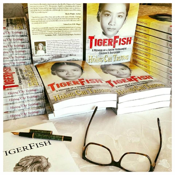 TigerFish Book Signing