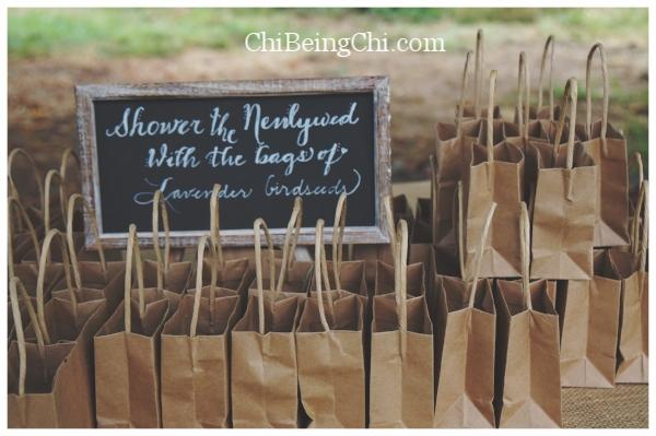 Lavender Birdseeds Bags