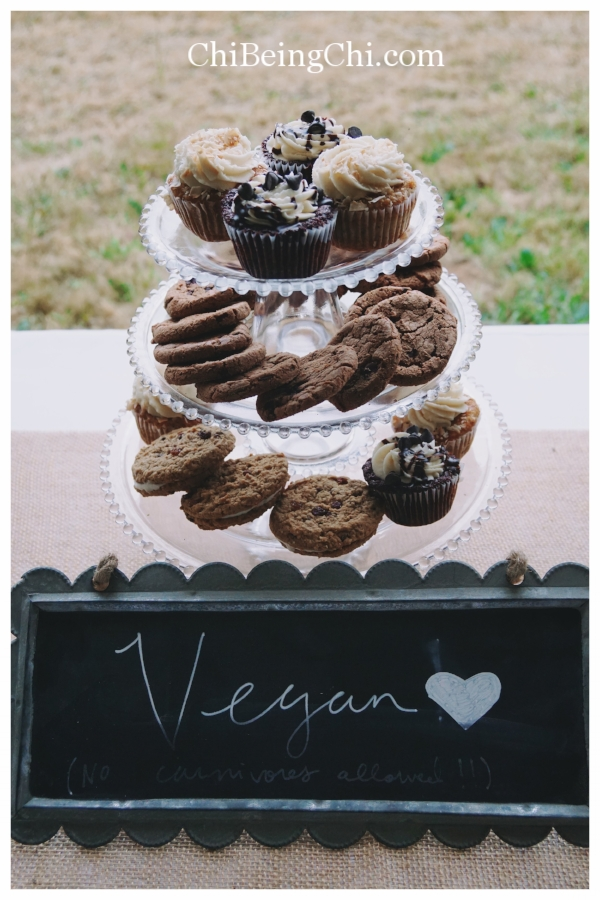 Wedding Vegan Treats