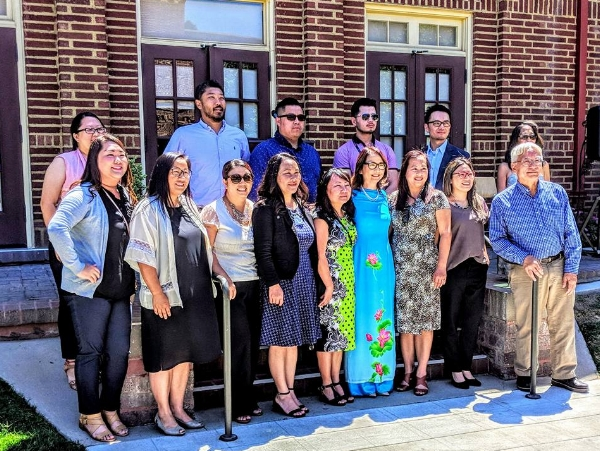 Fresno City College. Asian American Faculty and Staff Association. 2018