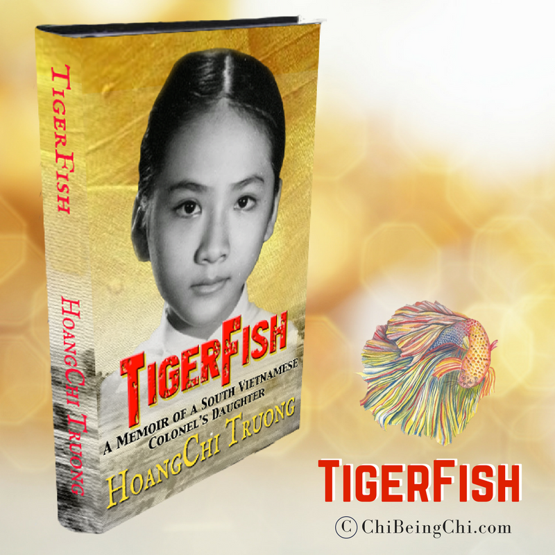 TigerFish Audiobook Sample
