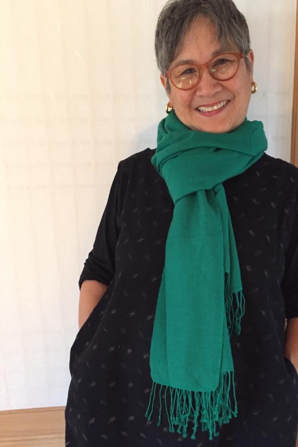 Author Brenda Paik Sunoo