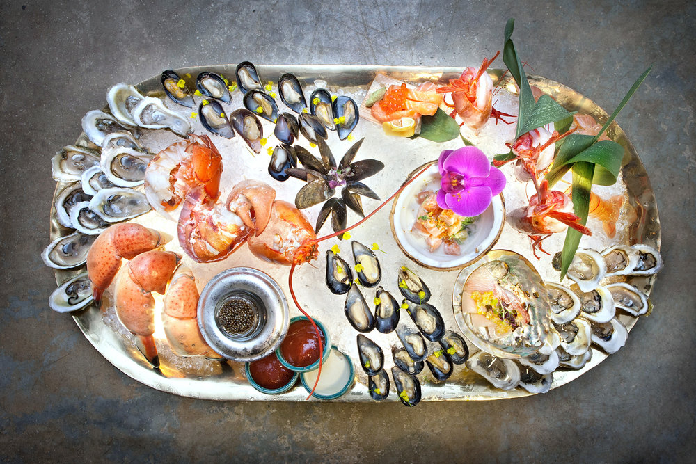 Seaspice Seafood Sampler