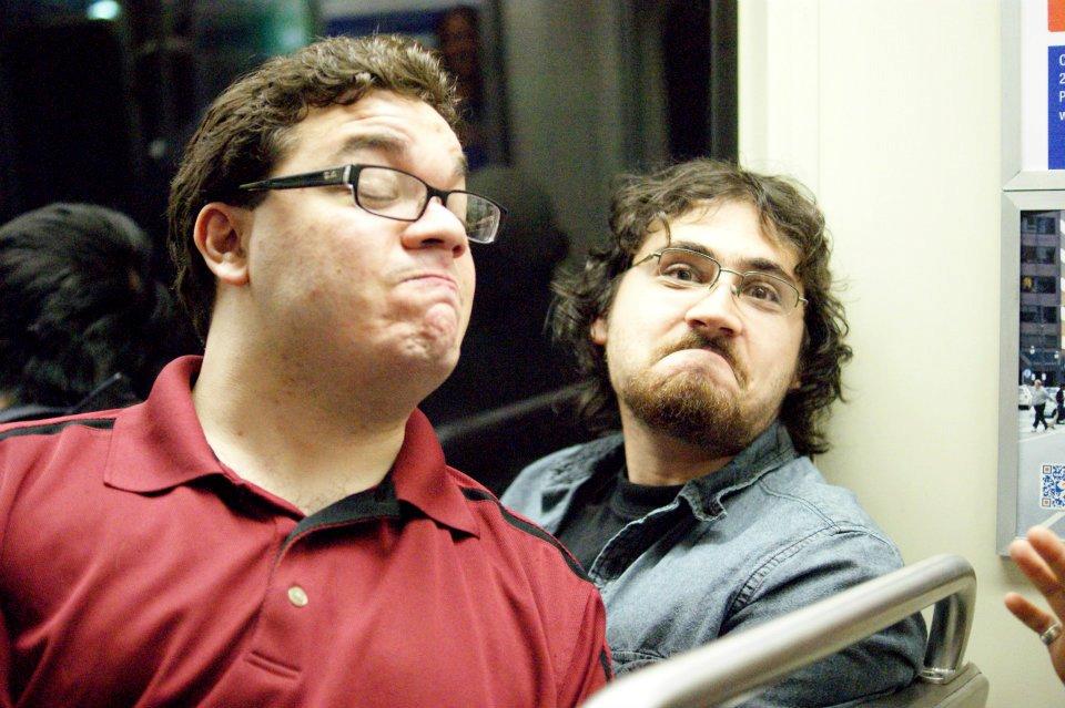 Alden (left) and Drew (right)