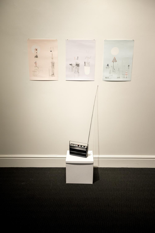 Gemma Weston (installation view)