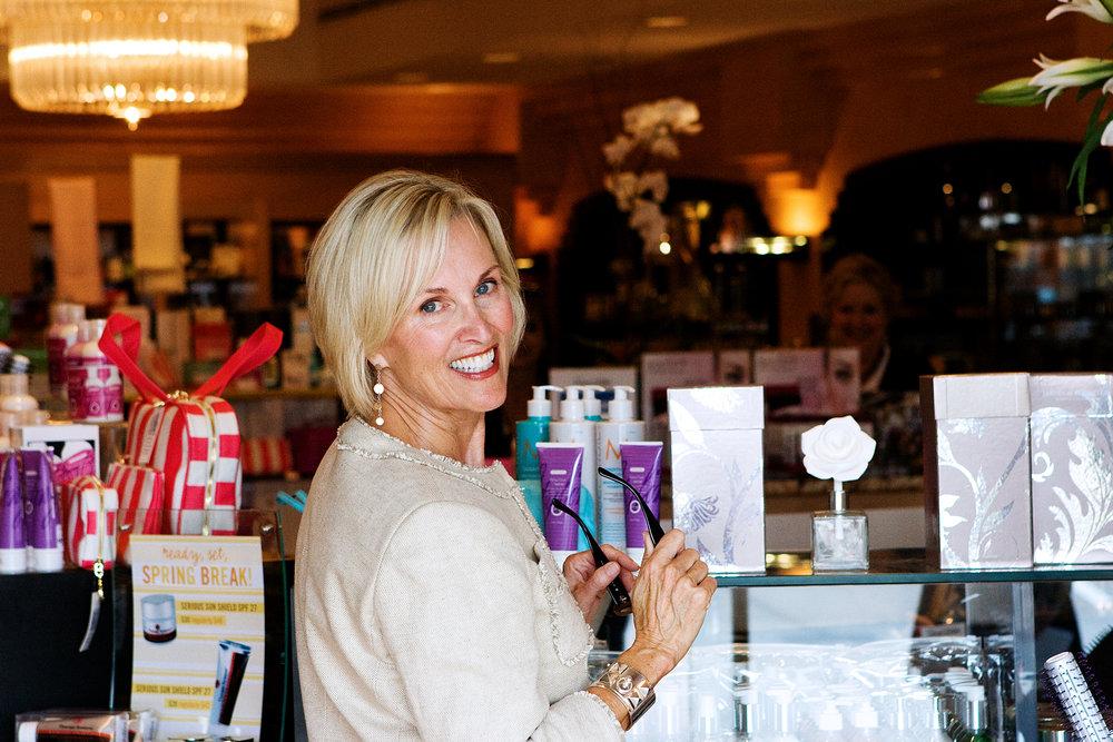 Linda Roberts, CEO